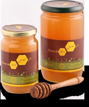 produits miel 100% naturel
